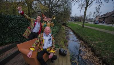 Blindj Mit brengt met nummer Neelderbaek muzikale ode aan water 'dat eigenlijk alleen maar in de weg ligt'