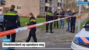 Steekincident op openbare weg in Heerlen: man (19) raakt ernstig gewond