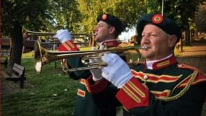 Jachthoorn- en trompetterkorps blaast jubileum weer af