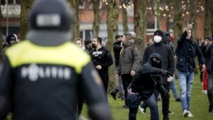 Politie grijpt hard in bij demonstraties in Eindhoven en Amsterdam