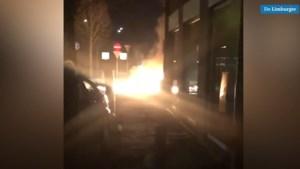 Rellen op meerdere plekken in Limburg: politie met stenen en vuurwerk bekogeld