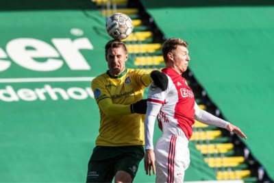 Fortuna maakt het Ajax lastig, maar kan toch niet stunten