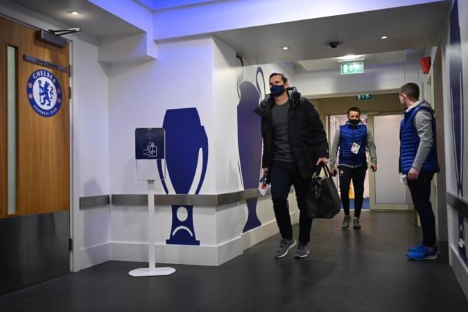 Ophef na ontslag Chelsea-icoon Frank Lampard