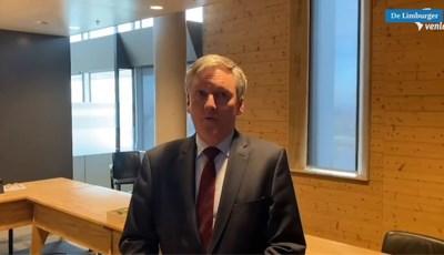 Burgemeester Scholten van Venlo: relschoppers tuig van het laagste niveau