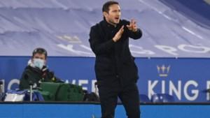 Chelsea ontslaat trainer Lampard