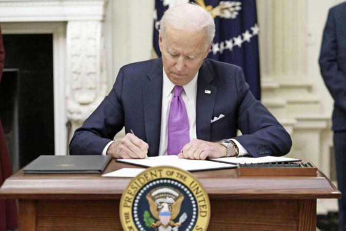 Het is nu al een cruciale week voor de kersverse Amerikaanse president Joe Biden