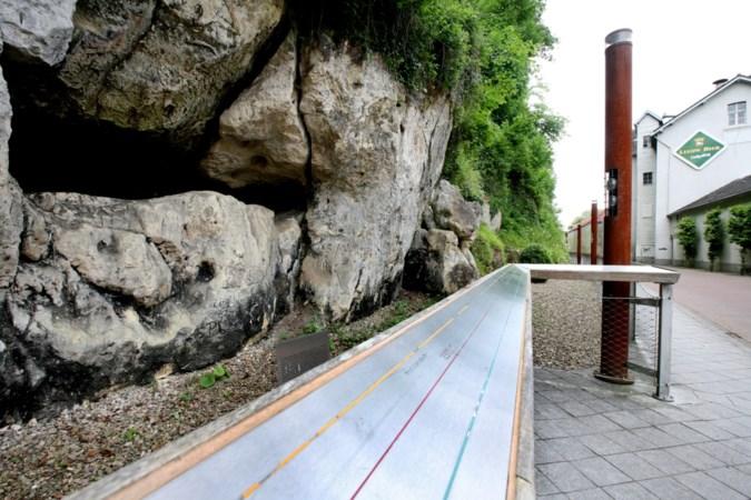 De prehistorische vuursteenmijn in Valkenburg krijgt een 'ruig' jasje