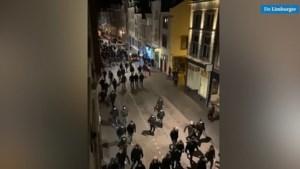 Video: MVV-fans en Frans Theunisz 'bewaken' Maastricht