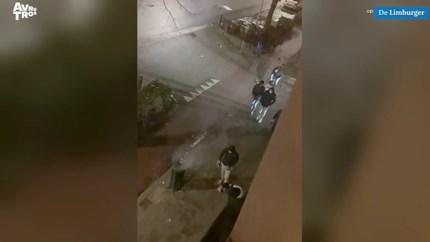 Video: Politie geeft beelden vrij van verdachten ongeregeldheden Venlo