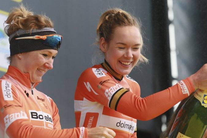 Boels en Dolmans blijven toch sponsor van wielerploeg SD Worx
