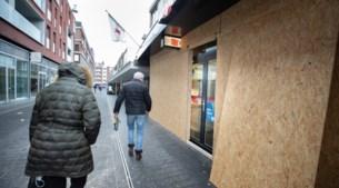 Limburgse winkeliers vrezen plunderingen