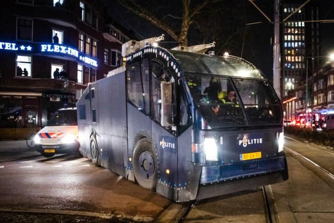 Politie pakt dinsdag 131 mensen op wegens geweld en opruiing