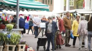 Tijdelijk beperkt aanbod op weekmarkt in Nuth