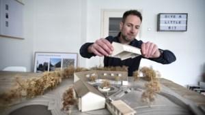 Noud Willers studeert cum laude af met gemeentehuisontwerp voor Beekdaelen: 'Het moet niet iets zijn alsof een ufo is geland'