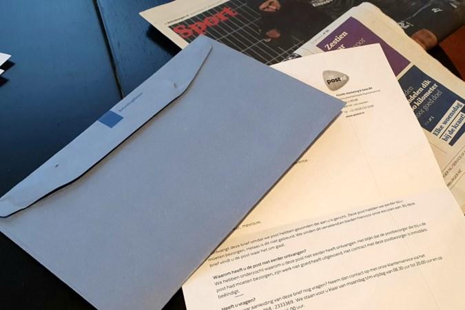 Postbezorger verstopte 15.000 brieven voor Brunssum in garagebox