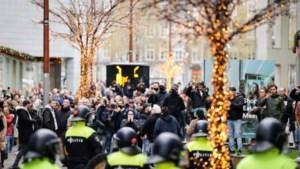Verdachte geweld KOZP-demonstratie opgepakt