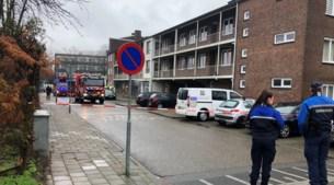 Ontruimingen door grote brand in appartementencomplex Roermond
