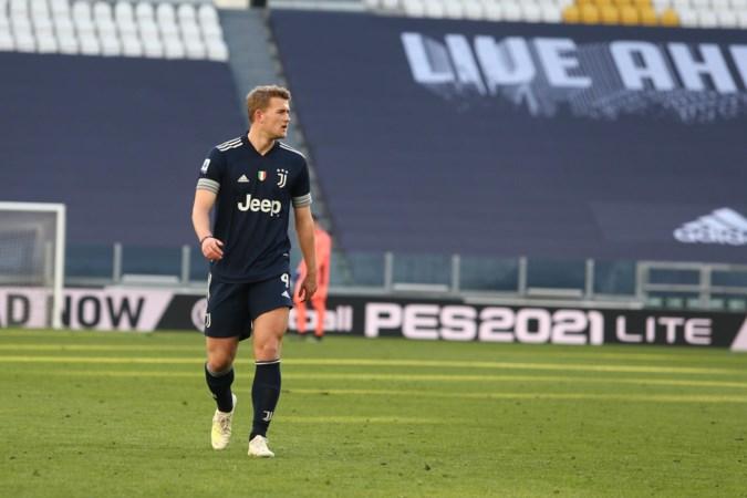 Teruggekeerde Matthijs de Ligt met Juventus makkelijk naar halve finale Italiaanse beker