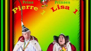 C.V. de Bieskes proclameert prinsenpaar: Prins Piërre I & Prinses Lisa I