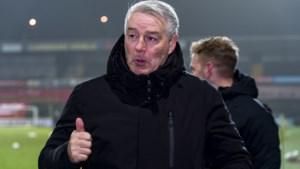 VVV-trainer De Koning: 'Derby tegen Fortuna gaat om de knikkers'