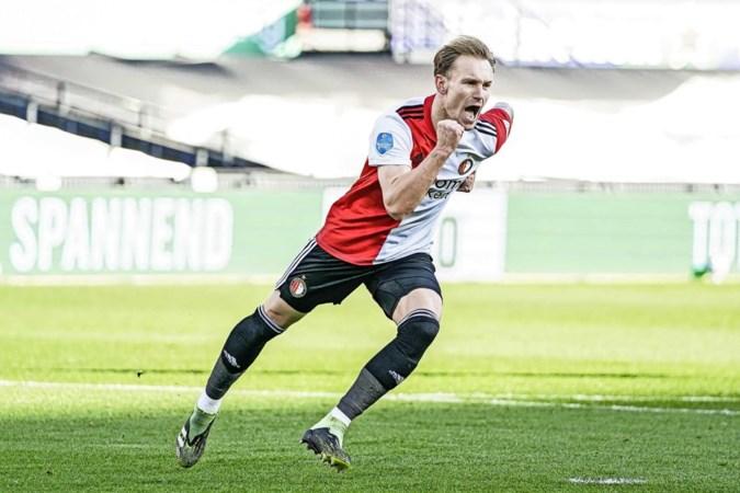 Mark Diemers: misschien wel mijn beste duel in het shirt van Feyenoord