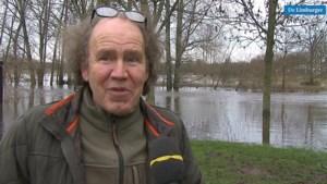 Video: 'In 1993 hadden we hier tot onze navel in het water gestaan'