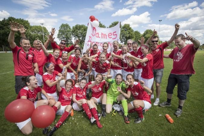 Na tien jaar SV Leveroy vindt coach Wim Zwambag het welletjes
