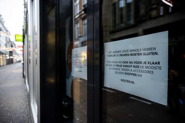 'Twee derde winkeliers houdt het geen twee maanden vol'