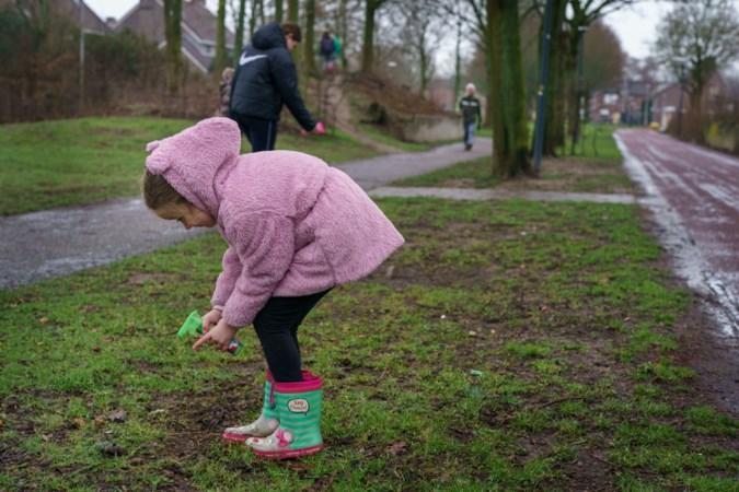 Sittardse jeugd is kak spuugzat, maar hondenpoep markeren als het miezert blijkt lastig: 'Ik ben er al zeker tien keer in getrapt'