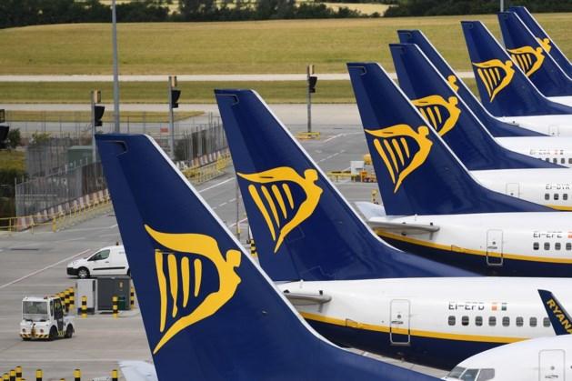 Crisis zadelt Ryanair op met kwartaalverlies van 321 miljoen euro