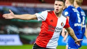 Bryan Linssen basisspeler én trefzeker voor Feyenoord in topper tegen PSV