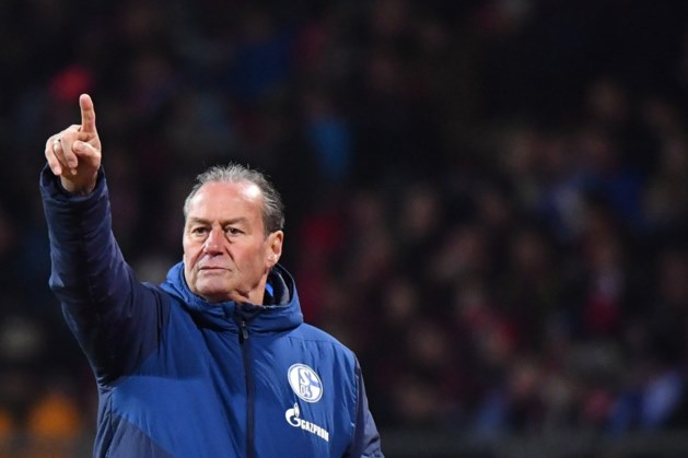 Stevens stopt komende zomer bij Schalke 04, nu écht