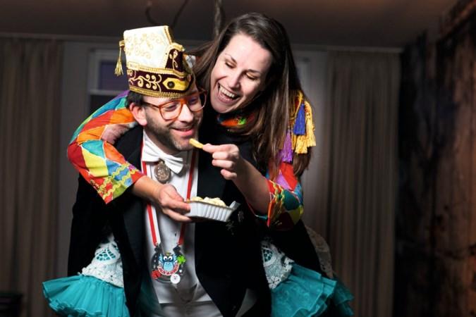 Bij deze Limburgers sprong de vonk over tijdens carnaval: 'Zoenen terwijl de rest stond te janken bij 't Mooswief'