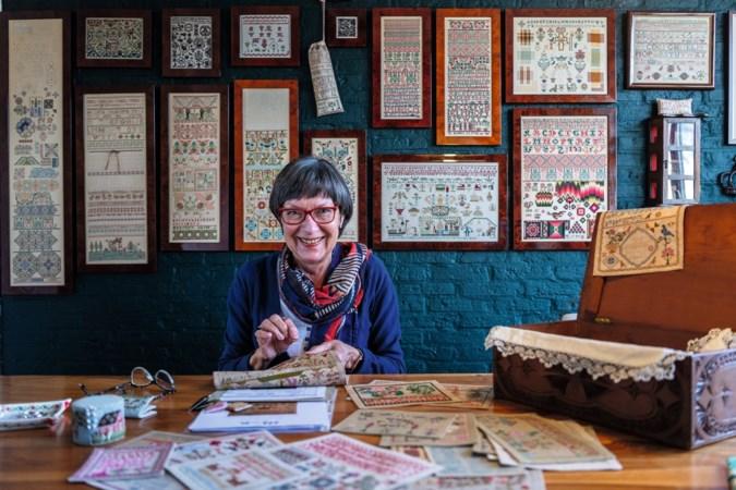 Sittardse Jeanny borduurde ruim vijfhonderd werken: 'Als ik stilzit, is er wat mis'