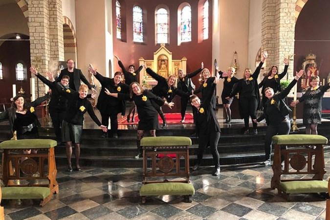 Geleens koor haalt de hoge C en mag deelnemen aan opera