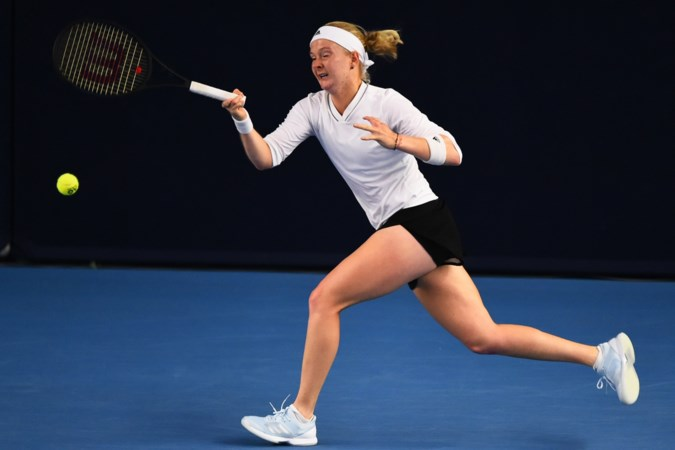 Acht vingers, zeven tenen en toch op de Australian Open: 'Ik tennis niet met wraakgevoelens'