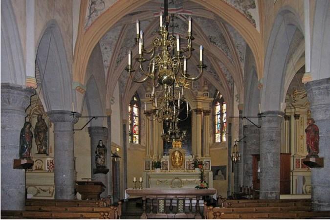 Brigidakerk Noorbeek: een kerk met middeleeuwse trekken