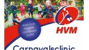 Caravalsclinic bij hockeyvereniging HVM