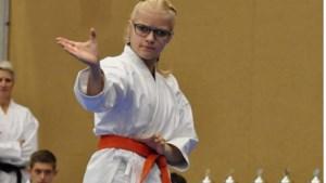 Na medailles vindt Cheyenne Kurvers het tijd voor de zwarte band in I-karate