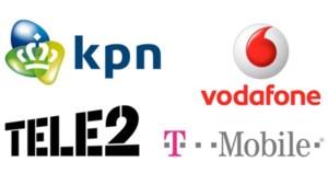 Miljoenenboetes telecombedrijven flink verlaagd door rechter