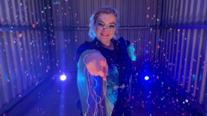 Claire uit Elsloo debuteert in LVK-finale, maar moet het podium missen