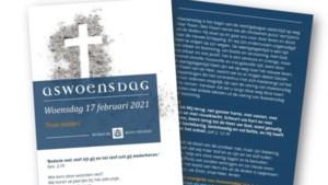 Bisdom Roermond komt met gebedskaart om stil te staan bij Aswoensdag
