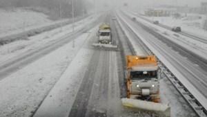 Code oranje om hevige sneeuw zondag: ANWB raadt af om de weg op te gaan