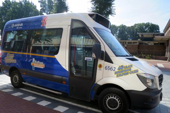 De meeste buurtbussen van Arriva gaan weer de weg op