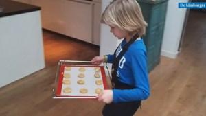 Homemade koekjes van Daan (9) razend populair: 'Hij denkt heel professioneel over elk detail na'