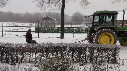 Video: Winterpret in Limburg