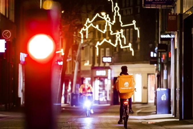 Maaltijdbezorging in Nederland komt weer op gang