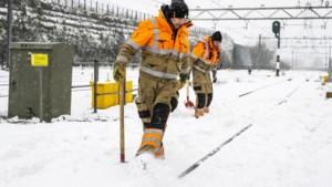 Intercity's NS rijden dinsdag niet vanwege winterweer