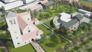 Het desolate Leeuwenparkje in Maastricht wordt een levendig wijkhart met nieuwe woningen, school en sportzaal