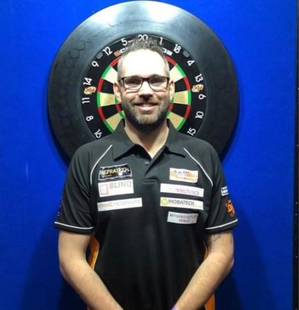 Venlose darter Dave Proosten (35) naar finalefase Q-school van de PDC